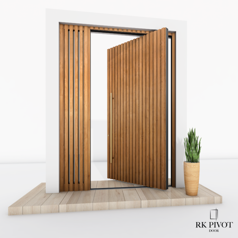 Was sind Wendetüren RK Pivot Doors?