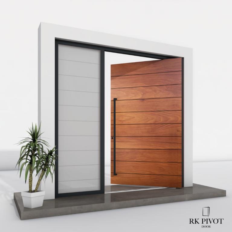 How much do pivot doors cost?